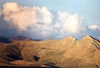 تصور قله نماز از نمای عقب